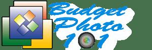 BudgetPhoto101 Logo